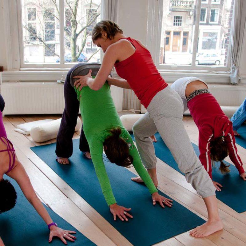 Yin Yoga Teacher Training with José de Groot - Spain