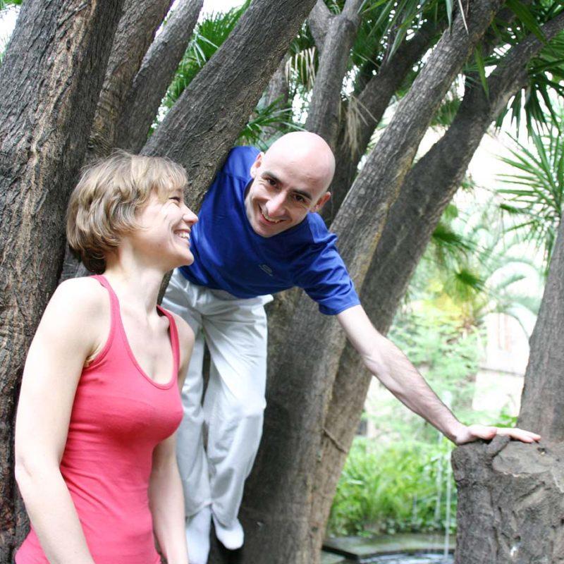 Retreat Spain - Yin yoga - Reiki - José de Groot