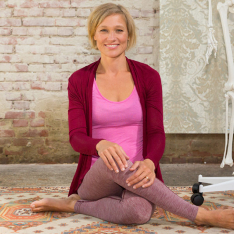 Yin Yoga Masterclass with José de Groot