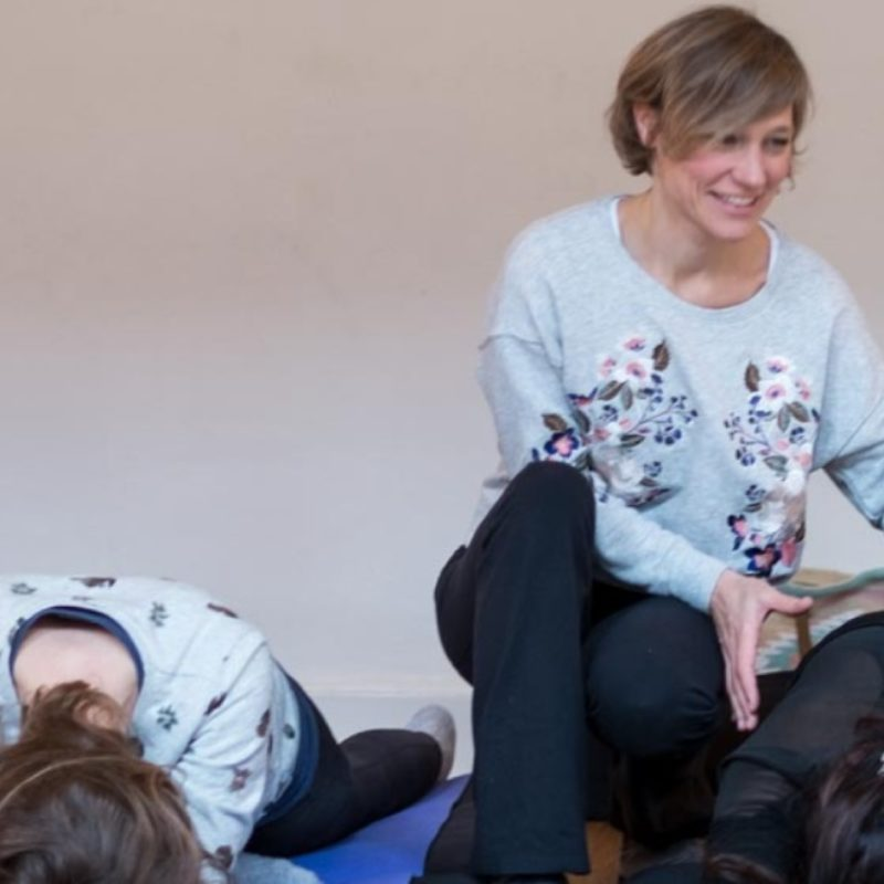 Yin Yoga Teacher Training with José de Groot