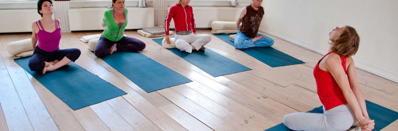 Jose de Groot - Yin Yoga - Yogatreat - Ekhart Yoga
