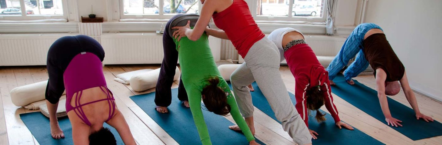 Yin Yoga Teacher Training with José de Groot - Spain