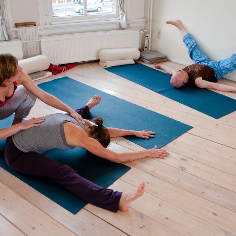 Congres Vereniging Yogadocenten Nederland (VYN), Mennorode, Elspeet