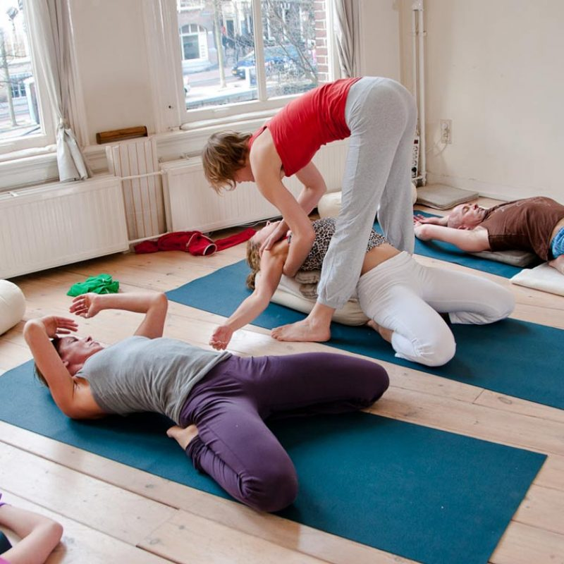 Yoga, Jose de Groot,